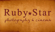 Ruby Star Photography & Cinema logo